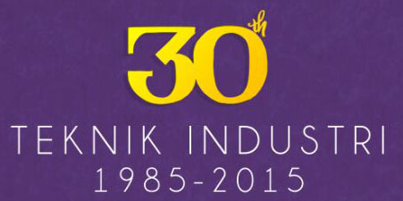30th Teknik Industri – Arek TI Poelang Kampoes