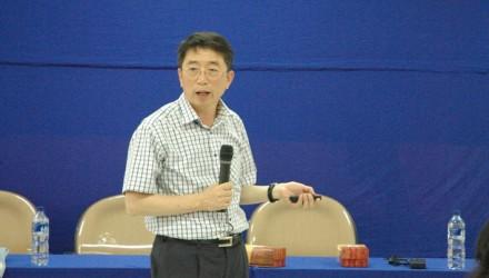 Kunjungan Profesor Kap Hwan Kim – Pusan National University