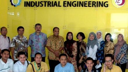 Visitasi BAN Jurusan Teknik Industri ITS