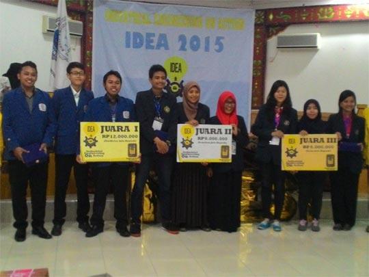 JTI-ITS Juara IDEA