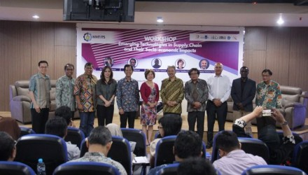 ITS Buka Bidang Studi Baru Supply Chain Management