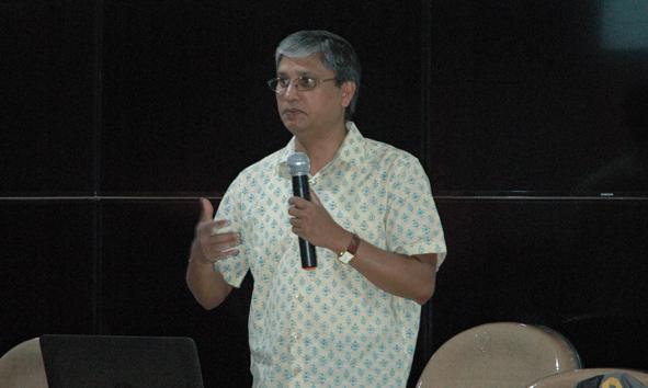 Kunjungan & Kuliah Tamu Prof. Ruhul A. Sarker – UNSW Australia