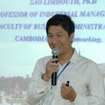 Kuliah tamu – Prof. Sao Limhout