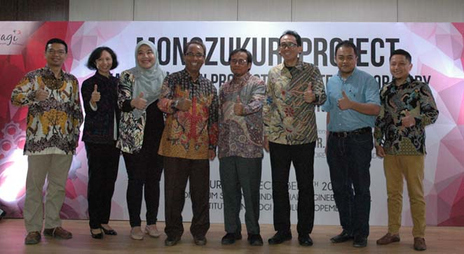 Monozukuri Project , Toyota Motor Manufacturing Indonesia – ITS