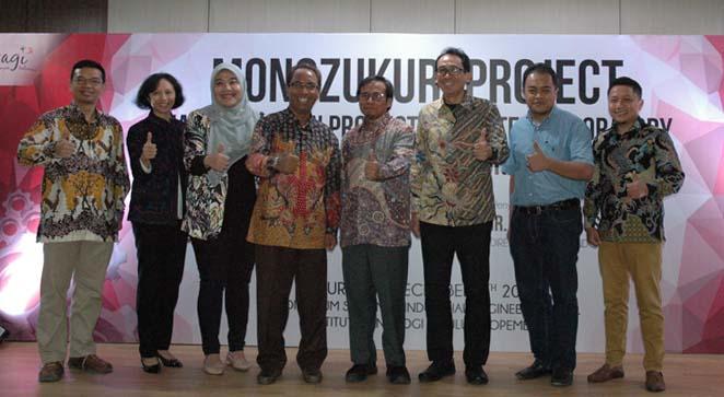 Monozukuri Project , Toyota Motor Manufacturing Indonesia – ITS
